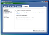 Deshabilitar el antivirus temporalmente